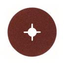 Disque fibre diamètre 125