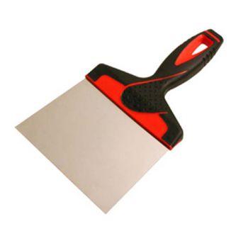 Couteau à enduire inox manche bi-matière