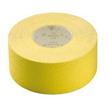 Rouleau jaune 115 mm x 50 m papier épais